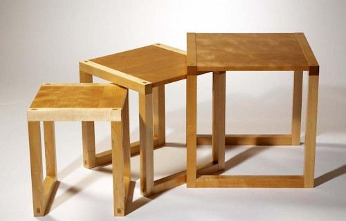 Pedestal desk in burr and straight grained elm. Made as part of a projec to use elm felled on the Meadows in Edinburgh